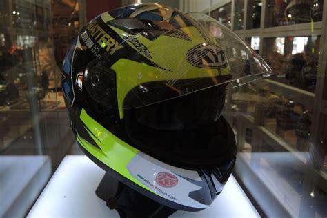 Helm Kyt Warna Biru helm kyt vendeta replika aleix espargaro tersedia dalam 3