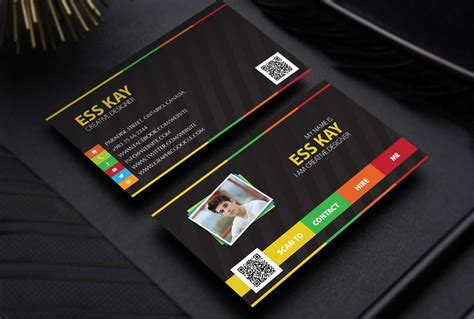 personal cards templates psd 100 free business cards psd 187 the best of free business cards