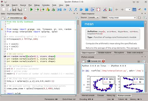 layout editor python 8 best python ides for linux programmers
