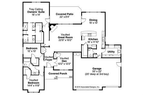 river house floor plans cottage house plans river grove 30 762 associated designs