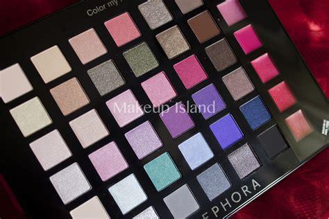 Sephora Color My sephora quot color my quot palette la palette quot