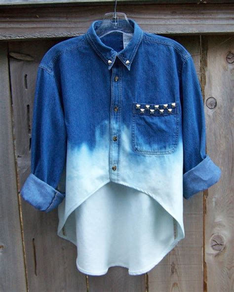 ombre out of fashion shirt clothes clothes t shirt blouse ombre shirt
