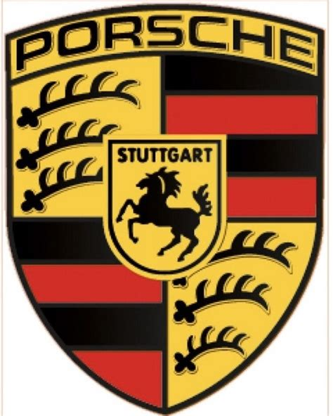 Porsche Zeichen Aufkleber by What Is The Meaning Of The Logo Quora