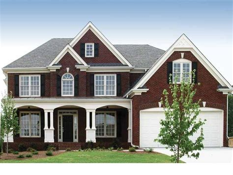 american dream house plans new american house plan with 3 078 square feet 5 bedrooms 4 baths 2 garage bays 2 stories