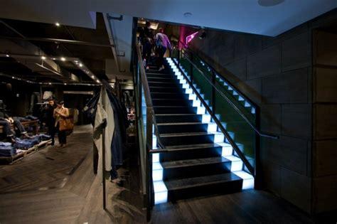 kerzenständer schwarz groß design treppe beleuchtung