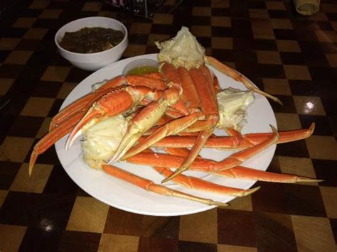 crab legs at the wind creek buffet so good picture
