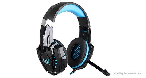 Headset Gaming Kotion Each G3100 With Audio 35mm Led Vibration 1 22 49 kotion each g9000 3 5mm usb wired gaming headset authentic w microphone at fasttech