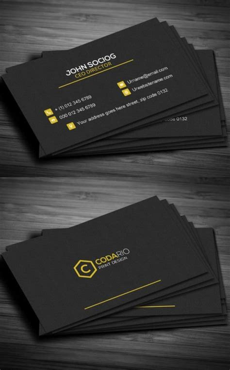 construction business card template psd free 59 best logo images on graphics corporate