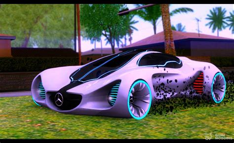 mercedes biome mercedes biome for gta san andreas