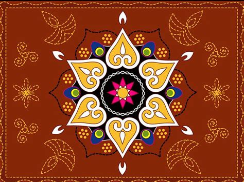 rangoli designs for diwali diwali rangoli designs diwali 2012 on rediff pages