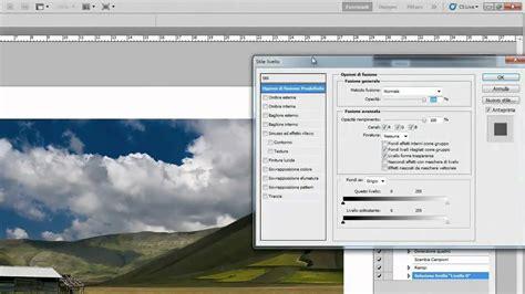 photoshop cornice photoshop tutorial craere una cornice per le vostre foto
