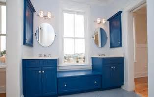Ideas For Bathroom Renovations blue and white interiors living rooms kitchens bedrooms