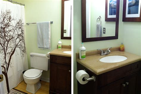 small bathroom designs picture gallery qnud how i turned my loo into a looker on a budget