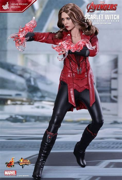 buy hottoys  avengers scarlet witch  avengers