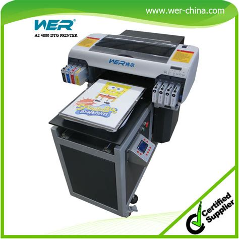 Sticker Druckmaschine by Digital T Shirt Printing Machine Prices For All Clothes