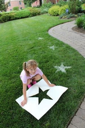 out door entertaining can make any size there great diy use spray paint and a stencil to make a monogram
