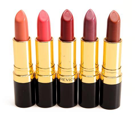 Lipstik Revlon Lasting revlon legacy collection lustrous lipsticks reviews