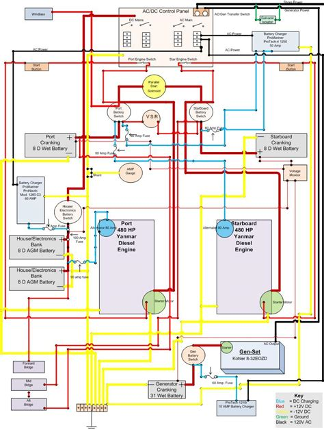 promariner wiring diagram of things diagrams