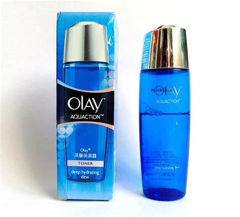 Olay Aquaction olay aquaction hydrating dew review