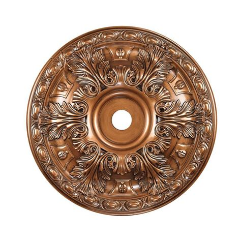 westinghouse ceiling medallion westinghouse bellezza 14 in white ceiling medallion