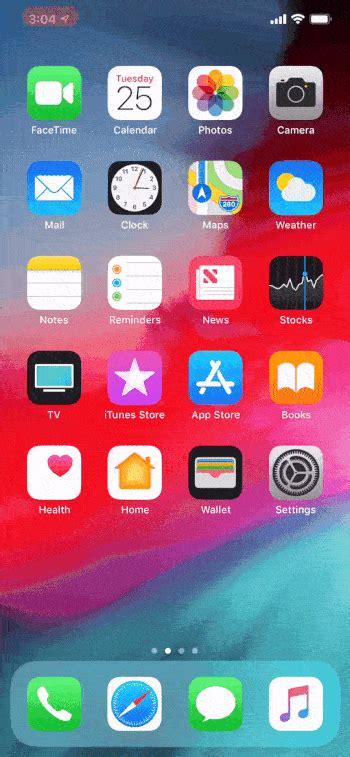screenshots  iphone xs  iphone xs max quick tutorial