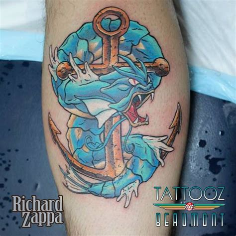 gyarados tattoo 40 best tattoos
