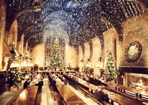 the great harry potter christmas in hogwarts great hall audio atmosphere