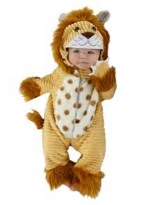 Infant Halloween Costumes Safari Lion Infant Costume