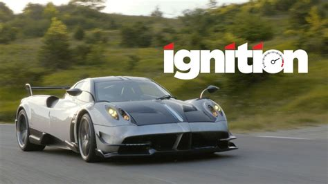 pagani huayra 2018 2018 pagani huayra bc beyond the zonda ignition ep 183