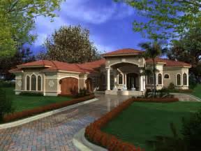 One Story Mediterranean House Plans orlando manor mediterranean plan 106s 0080 house plans