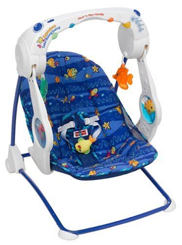 fisher price aquarium take along swing review fisher price take along swing