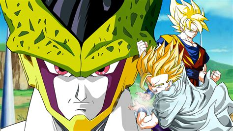 dragon ball cell wallpaper cell games full hd wallpaper and background 1920x1080