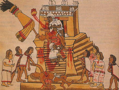 imagenes de sacerdotes aztecas la historia sin historietas