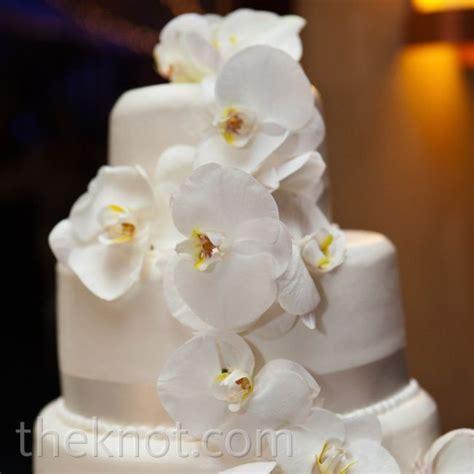 Hochzeitstorte Orchidee by White Orchid Wedding Cake Wedding Cakes