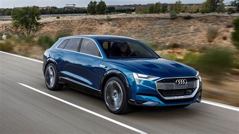 Audi E Tron by 2015 Audi E Tron Quattro And Tt Clubsport Turbo Concepts