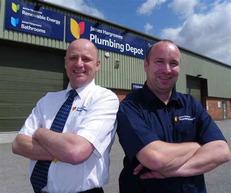 Hargreaves Plumbing by Plumbing Depot Opens With A In Wigan