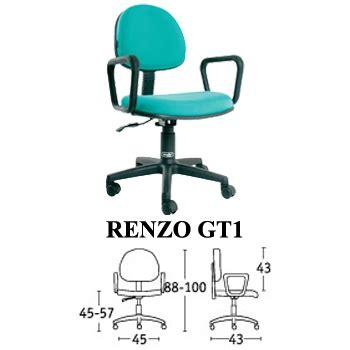 Kursi Kantor Sekretaris kursi kantor staff sekretaris savello renzo gt1 sentra