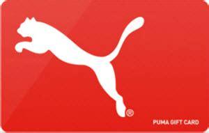 Puma Gift Card - puma gift card balance check the balance of your puma gift cards