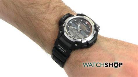 Casio Out Gear Sgw 500h 1bv s casio sports gear alarm chronograph sgw 400h