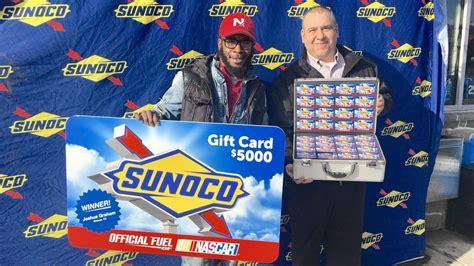 grand prize winner u002708 guys rochester wins 5 000 worth of gas from sunoco wham