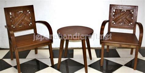 Kursi Kayu Semut jual kursi teras jati semut jepara harga murah