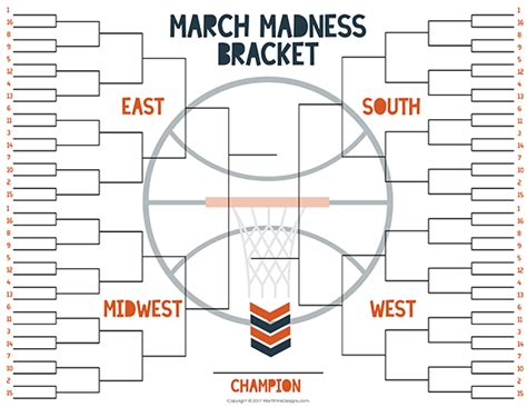march madness friendly tips to fill out your ncaa tournament bracket ncaa free tournament bracket free printable included