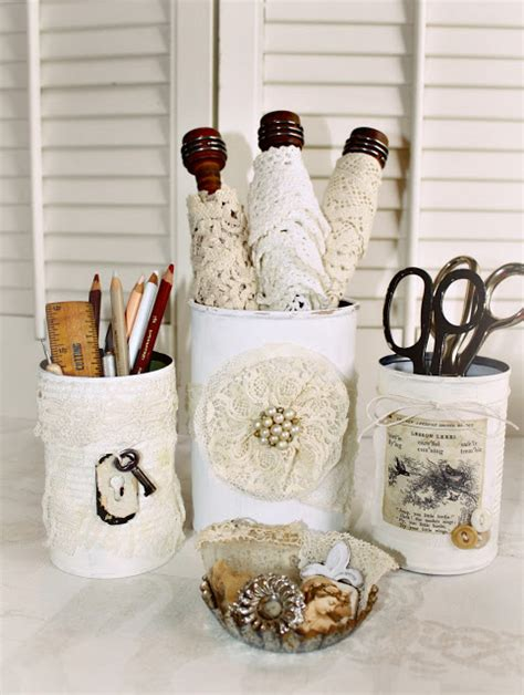 Craftaholics Anonymous®   29 Coffee Can Crafts