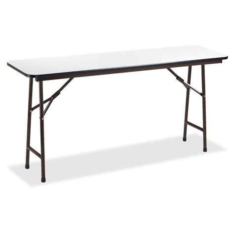 Folding Table Top by Gray Folding Banquet Table Rectangle Top 60 Quot Table Top