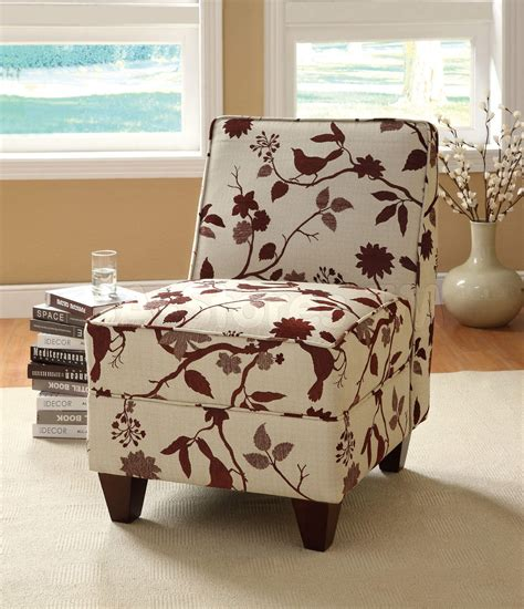 Living Room Pattern Chairs by Top 4 Comfortable Chairs For Living Room Homesfeed