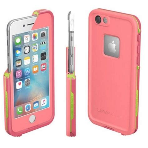 Lifeproof Fre Khusus Iphone 6s lifeproof fre for iphone 6s plus pink in stock ebay