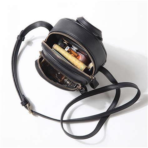 Tas Ransel Mini Elegan tas selempang mini elegan wanita black jakartanotebook
