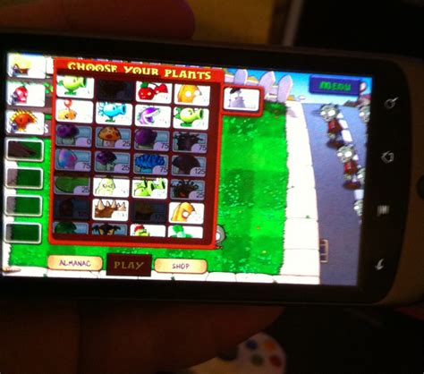 popcap for android popcap reveals plants vs zombies and peggle for android eurodroid