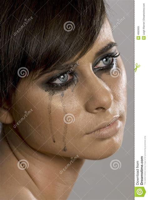 beautiful girl crying royalty free stock images image 4892669