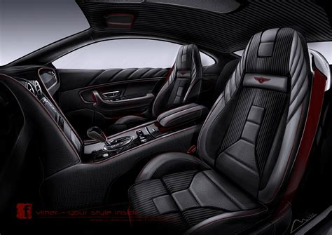 2014 Bentley Continental Gtc By Onyx Interior